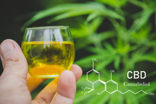 Isolate CBD Product